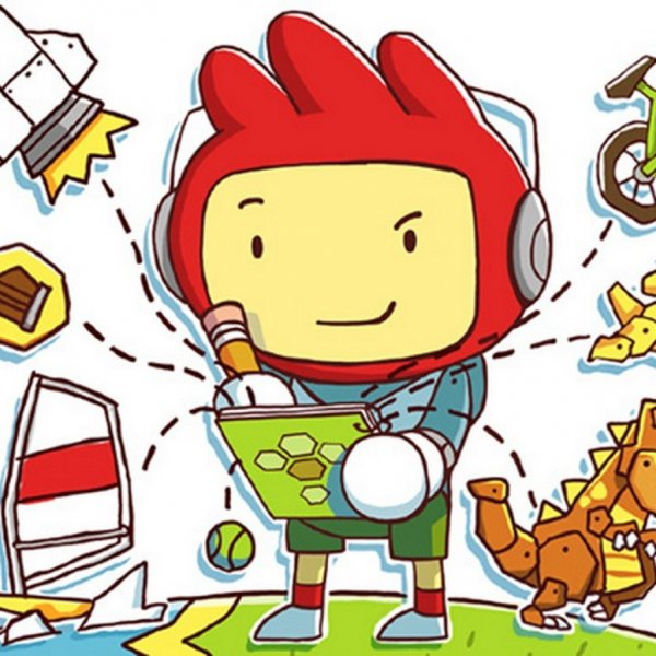 Warner Bros. Interactive Entertainment анонсировала выход головоломок Scribblenauts Showdown